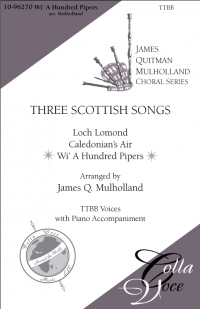 Wi' A Hundred Pipers - TTBB | 10-96270