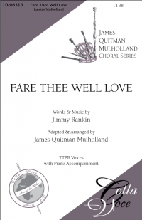 Fare Thee Well Love TTBB | 10-96315
