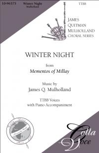 Winter Night | 10-96375