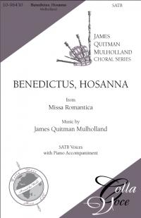 Benedictus, Hosanna   10-96430