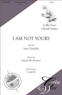 I Am Not Yours | 15-94000