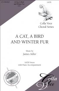A Cat, A Bird, and Winter Fur | 15-94060