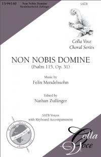 Non Nobis Domine | 15-94140