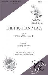 Highland Lass, The - TTBB | 15-94225