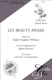 Let Beauty Awake    15-94230