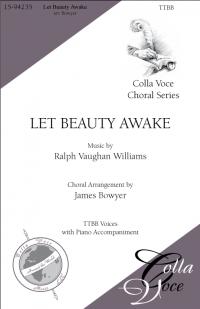 Let Beauty Awake - TTBB | 15-94235