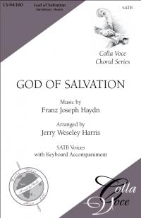 God of Salvation  | 15-94390