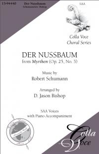 Der Nussbaum (SAA) | 15-94440