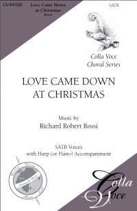 Love Came Down at Christmas - String Ensemble | 15-94531