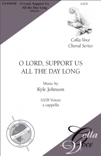 O Lord, Support Us All the Day Long | 15-94650