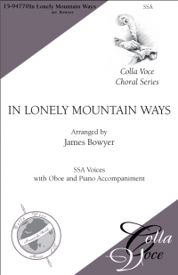 In Lonely Mountain Ways | 15-94770