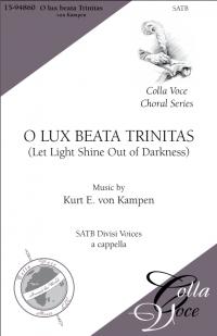 O Lux Beata Trinitas   15-94860