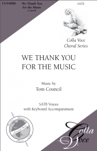 We Thank You for the Music | 15-94880