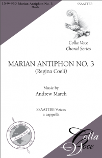 Marian Antiphon No. 3 | 15-94930