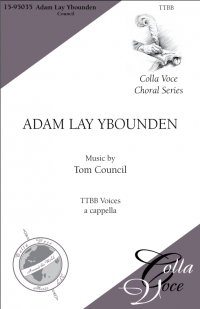 Adam Lay Ybounden TTBB | 15-95035