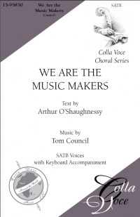 We Are The Music Makers | 15-95850