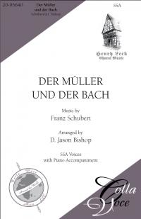 Der Müller und der Bach - SSA | 20-95640