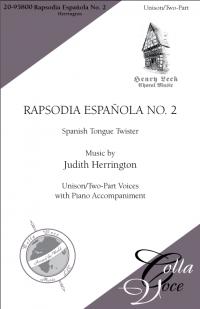 Rapsodia Espanola No. 2 | 20-95800