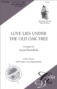 Love Lies Under The Old Oak Tree | 20-96380