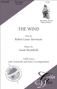 Wind, The - TTBB   20-96585