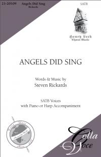 Angels Did Sing | 21-20109