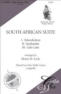 South African Suite - Treble   21-20200