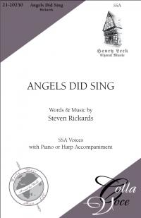 Angels Did Sing | 21-20250