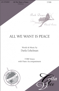 All We Want is Peace | 24-95680