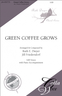 Green Coffee Grows - SAB | 24-95775