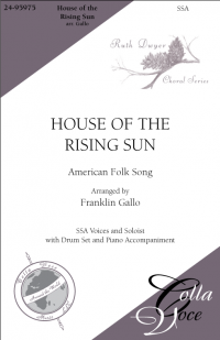 House of the Rising Sun SSA   24-95975