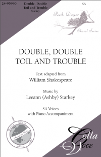 Double, Double Toil and Trouble - Xylophone | 24-95991