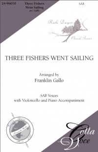 Three Fishers Went Sailing | 24-96010