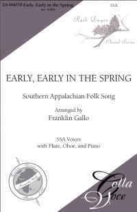 Early, Early in the Spring | 24-96070