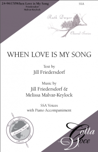 When Love is My Song | 24-96170