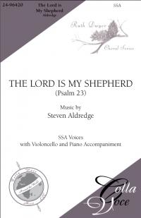 Lord Is My Shepherd, The | 24-96420