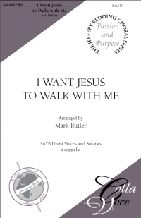 I Want Jesus to Walk with Me   34-96780