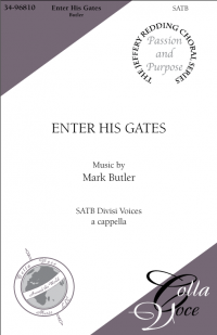 Enter His Gates | 34-96810