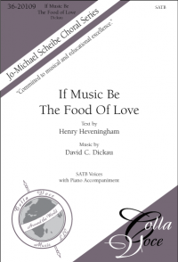 If Music Be the Food of Love - Orchestra | 36-20109A