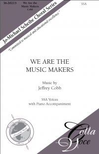 We Are the Music Makers | 36-20215