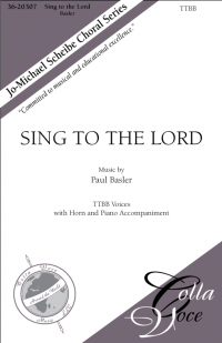 Sing To The Lord-TTBB | 36-20307