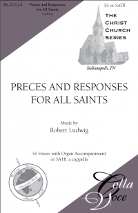 Preces and Responses for All Saints | 38-20124