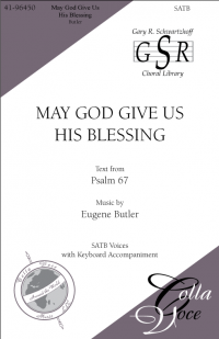 May God Give Us His Blessing | 41-96450