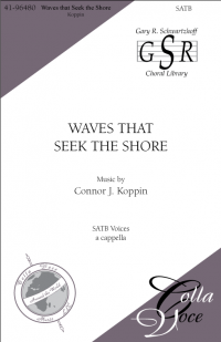 Waves That Seek The Shore | 41-96480
