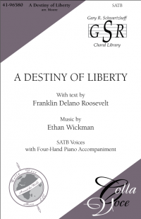 Destiny of Liberty, A   41-96580