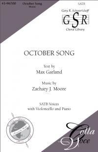 October Song   41-96700