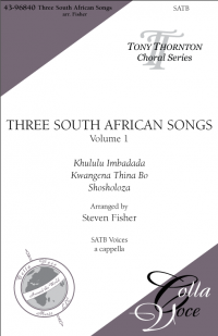 Three South African Songs | 43-96840