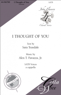 I Thought of You | 44-96790
