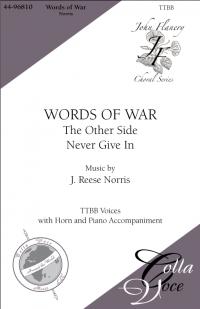 Words of War | 44-96810