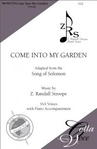 Come Into My Garden SSA | 48-96735
