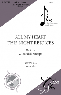 All My Heart This Night Rejoices | 48-96750